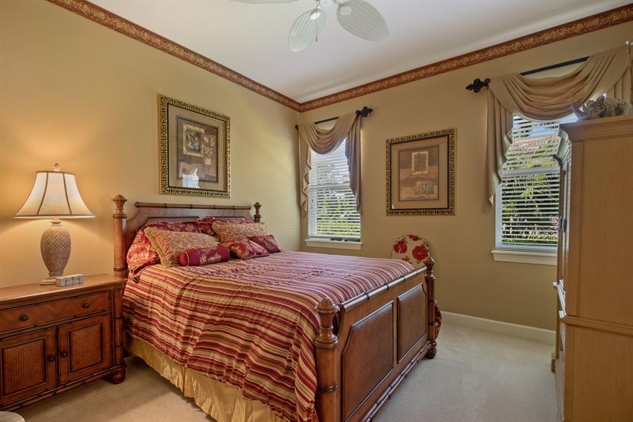 Real Estate Photography - 2955 Gardens Blvd, Naples, FL, 34105 - 3rd Bedroom
