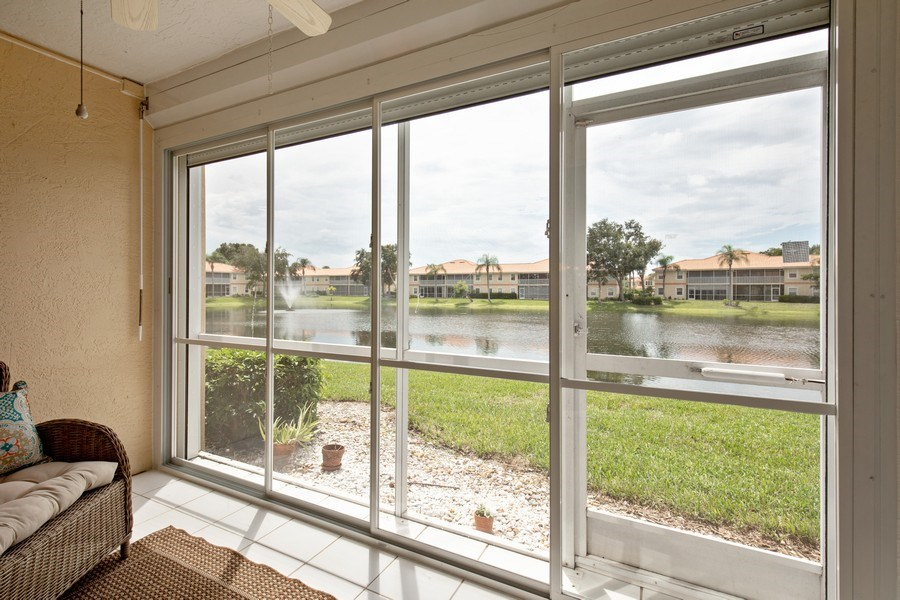 Real Estate Photography - 2506-104 Orchid Bay Drive, Naples, FL, 34109 - View