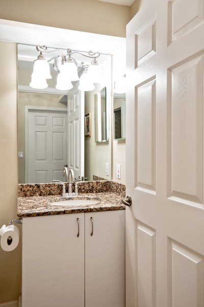 Real Estate Photography - 2506-104 Orchid Bay Drive, Naples, FL, 34109 - 2nd Bathroom