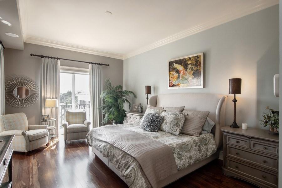 Real Estate Photography - 1400 Gulf Shore Blvd N, 309, Naples, FL, 34102 - Master Bedroom