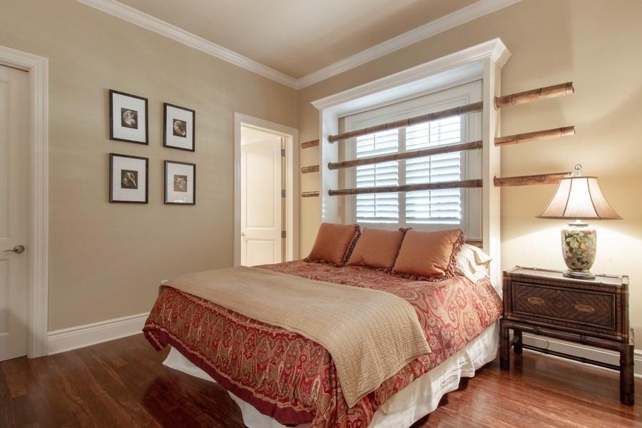 Real Estate Photography - 1400 Gulf Shore Blvd N, 309, Naples, FL, 34102 - Bedroom