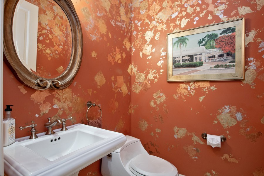 Real Estate Photography - 1400 Gulf Shore Blvd N, 309, Naples, FL, 34102 - Bathroom