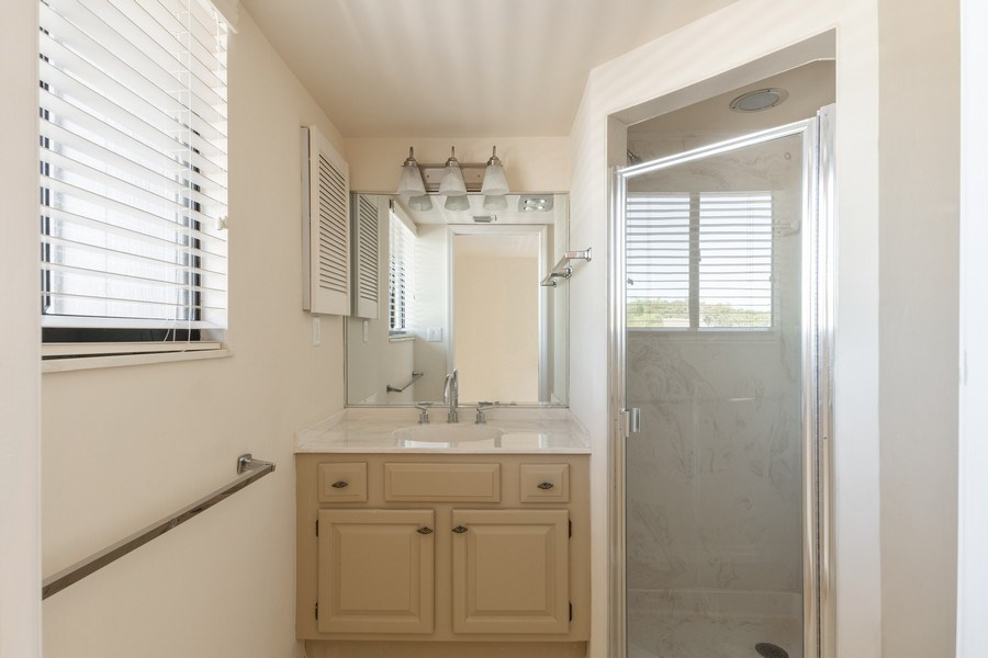Real Estate Photography - 13242 Wedgefield Drive, Naples, FL, 34110 - Bathroom 3