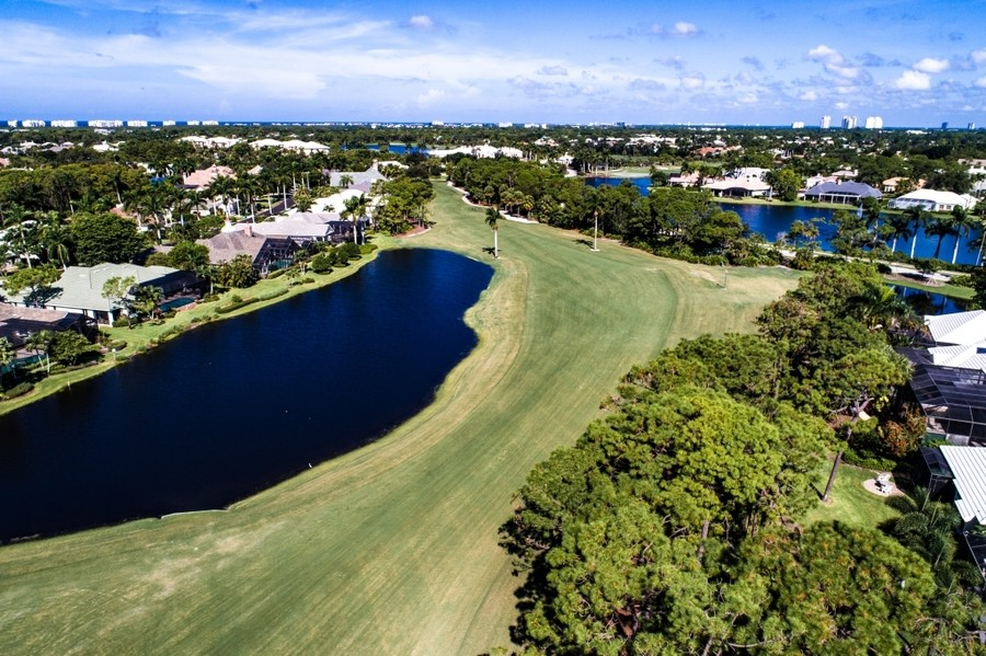 Real Estate Photography - 15283 Devon Green, Naples, FL, 34110 -