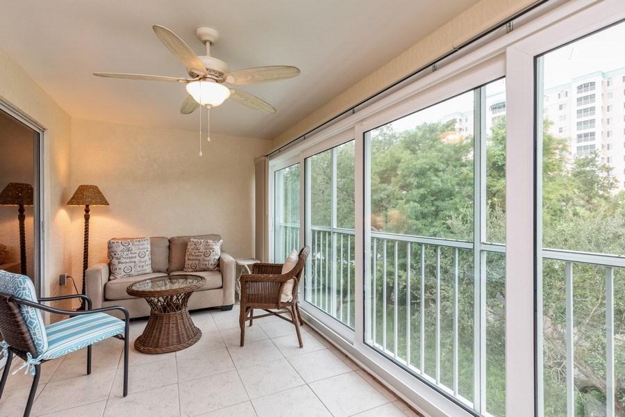 Real Estate Photography - 5895 Chanteclair, Unit 128, Naples, FL, 34108 - View