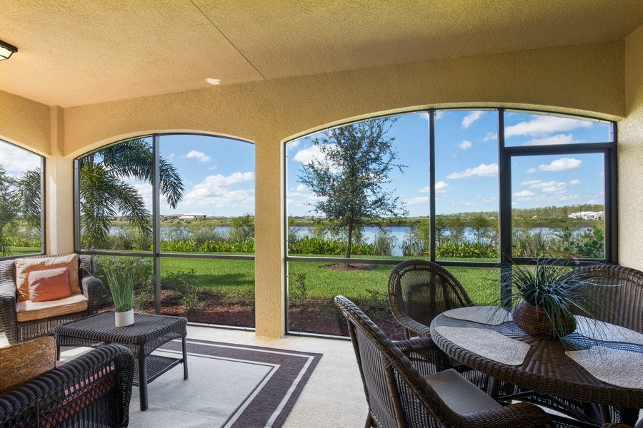 Real Estate Photography - 28040 COOKSTOWN CT 2801, BONITA SPRINGS, FL, 34135 - View