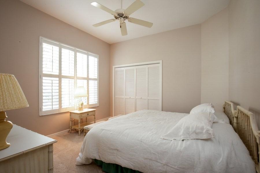 Real Estate Photography - 767 Glendevon Drive, Naples, FL, 34105 - Guest Room
