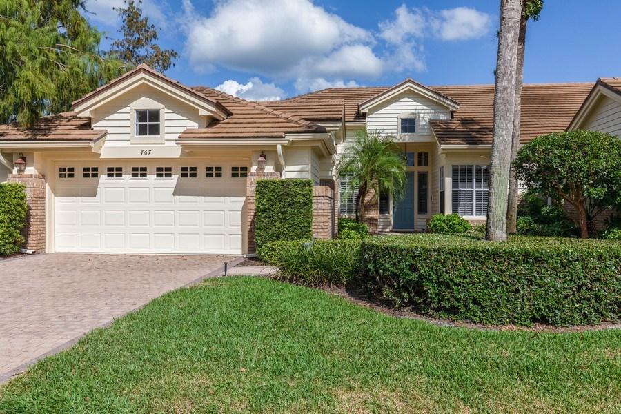 Real Estate Photography - 767 Glendevon Drive, Naples, FL, 34105 - 767 Glendevon  Front View