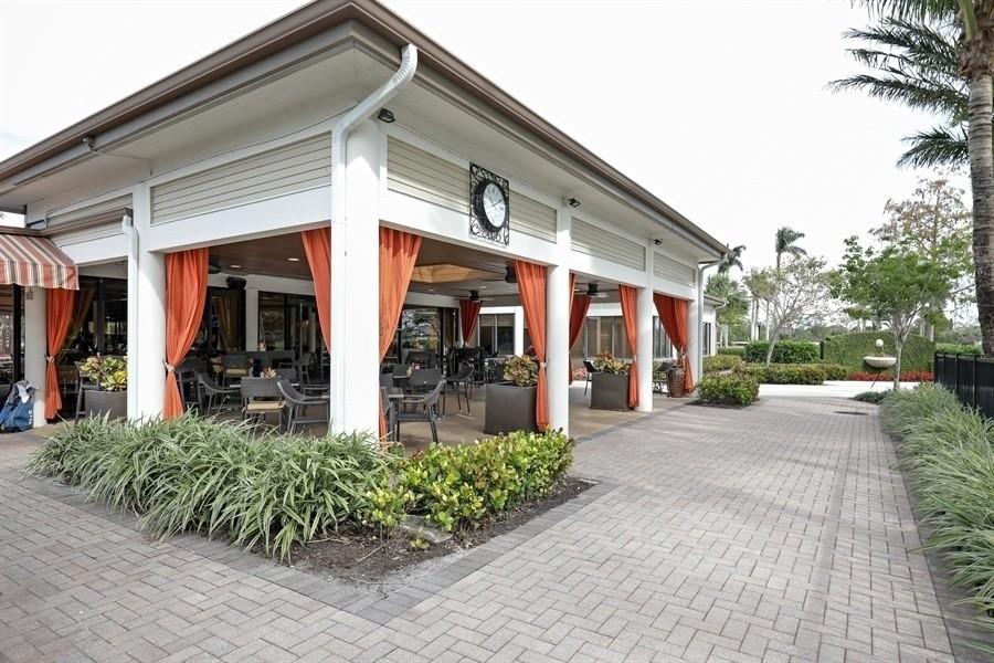 Real Estate Photography - 767 Glendevon Drive, Naples, FL, 34105 - Outdoor Dining