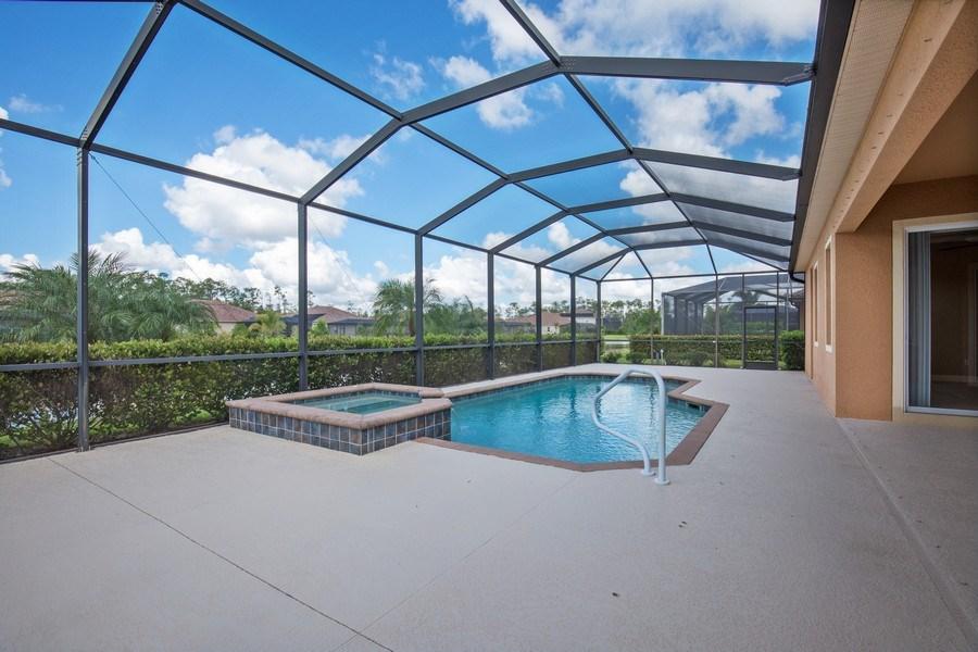 Real Estate Photography - 20982 TORRE DEL LAGO ST, ESTERO, FL, 33928 - Pool/Spa