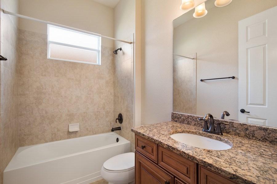 Real Estate Photography - 20982 TORRE DEL LAGO ST, ESTERO, FL, 33928 - 2nd Bathroom