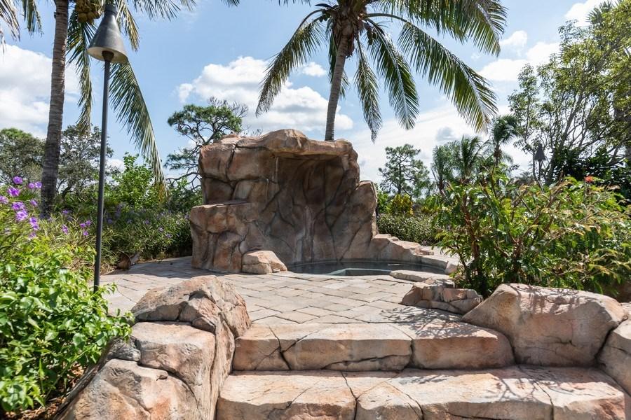 Real Estate Photography - 19871 Chapel Trace, Estero, FL, 33928 - Spa
