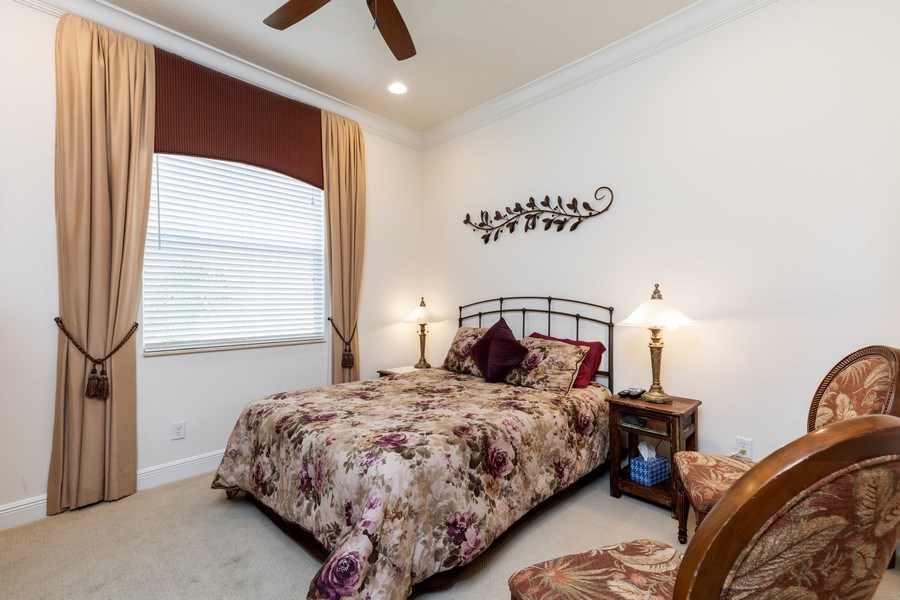 Real Estate Photography - 19871 Chapel Trace, Estero, FL, 33928 - 2nd Bedroom