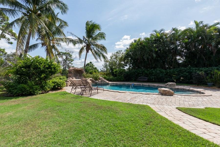 Real Estate Photography - 19871 Chapel Trace, Estero, FL, 33928 - Pool