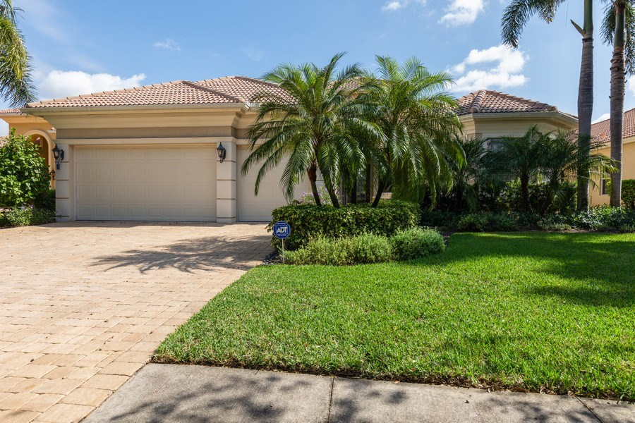 Real Estate Photography - 19871 Chapel Trace, Estero, FL, 33928 - Front View