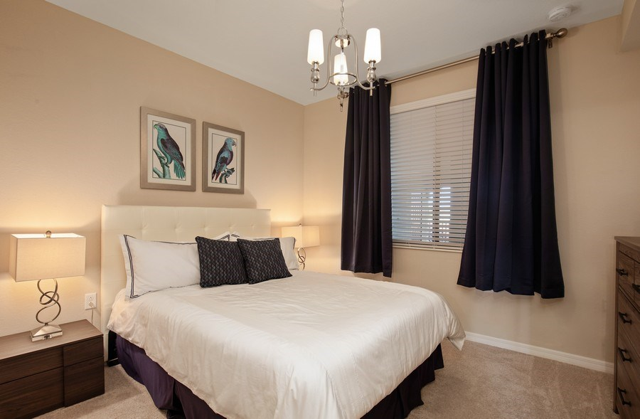 Real Estate Photography - 17921 Bonita National Blvd, #224, Bonita Springs, FL, 34135 - 2nd Bedroom