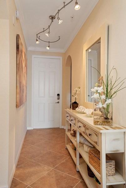 Real Estate Photography - 17921 Bonita National Blvd, #224, Bonita Springs, FL, 34135 - Foyer