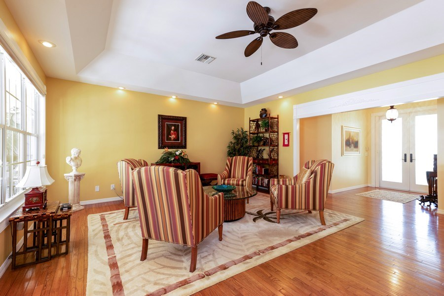 Real Estate Photography - 3791 Cracker Way, Bonita Springs, FL, 34134 - Living Room