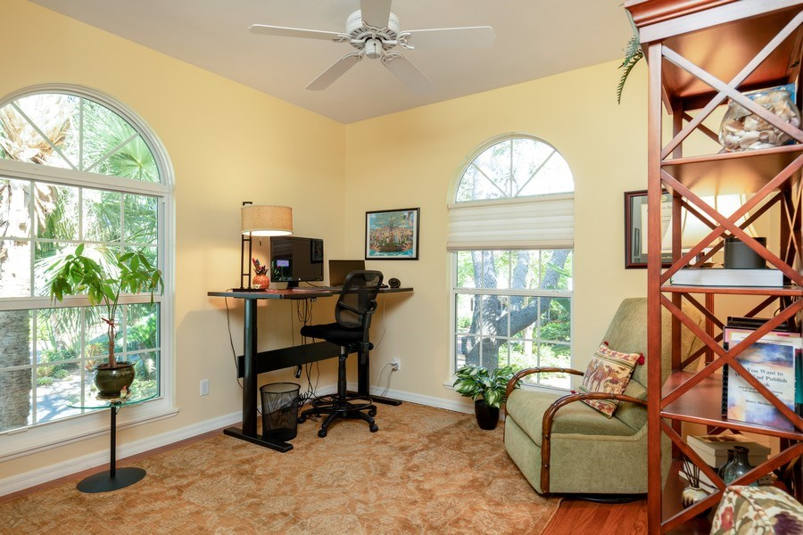 Real Estate Photography - 3791 Cracker Way, Bonita Springs, FL, 34134 - 3rd Bedroom