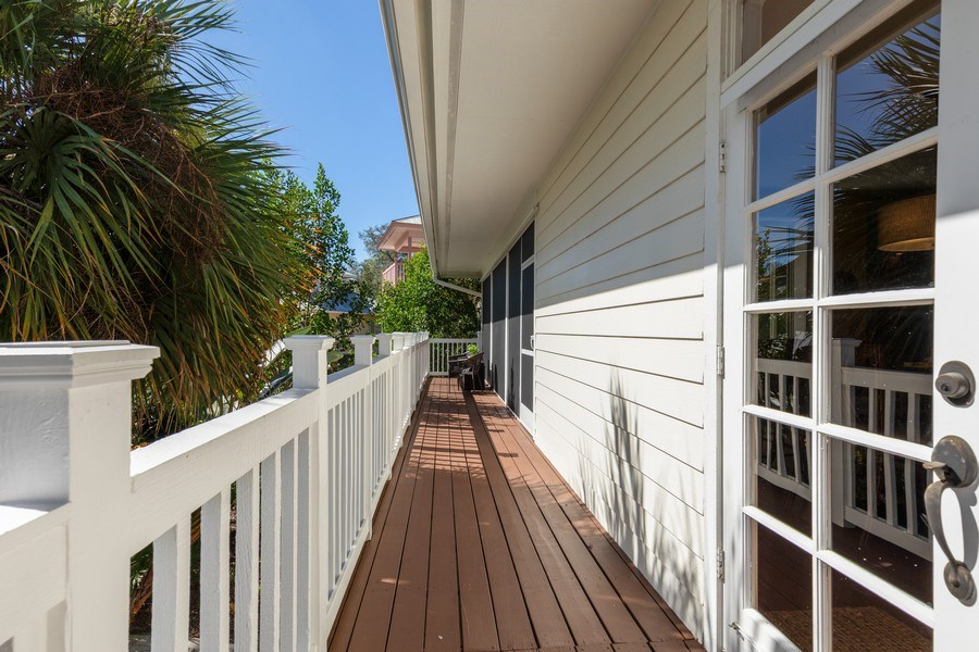 Real Estate Photography - 3791 Cracker Way, Bonita Springs, FL, 34134 - Balcony