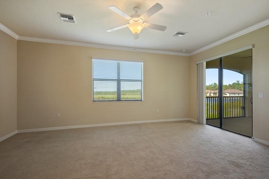 Real Estate Photography - 28030 Cookstown Ct, 2903, Bonita Springs, FL, 34135 - Master Bedroom