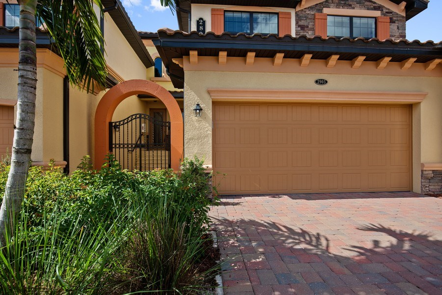 Real Estate Photography - 28030 Cookstown Ct, 2903, Bonita Springs, FL, 34135 - Front View