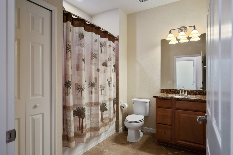 Real Estate Photography - 28030 Cookstown Ct, 2903, Bonita Springs, FL, 34135 - 2nd Bathroom
