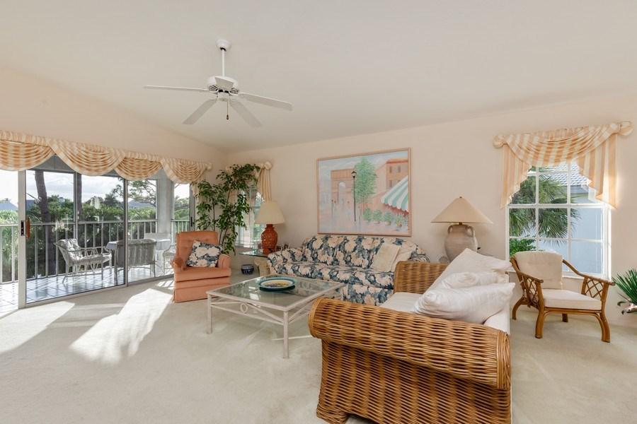 Real Estate Photography - 4200 Lake Forest Dr, 1622, Bonita Springs, FL, 34134 - Living Room