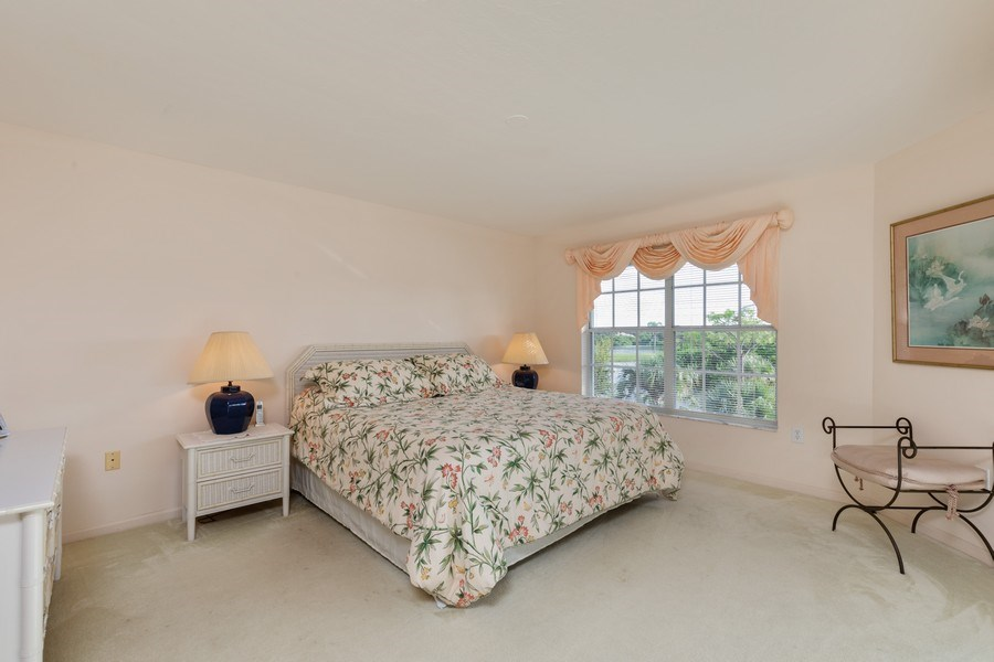 Real Estate Photography - 4200 Lake Forest Dr, 1622, Bonita Springs, FL, 34134 - Master Bedroom
