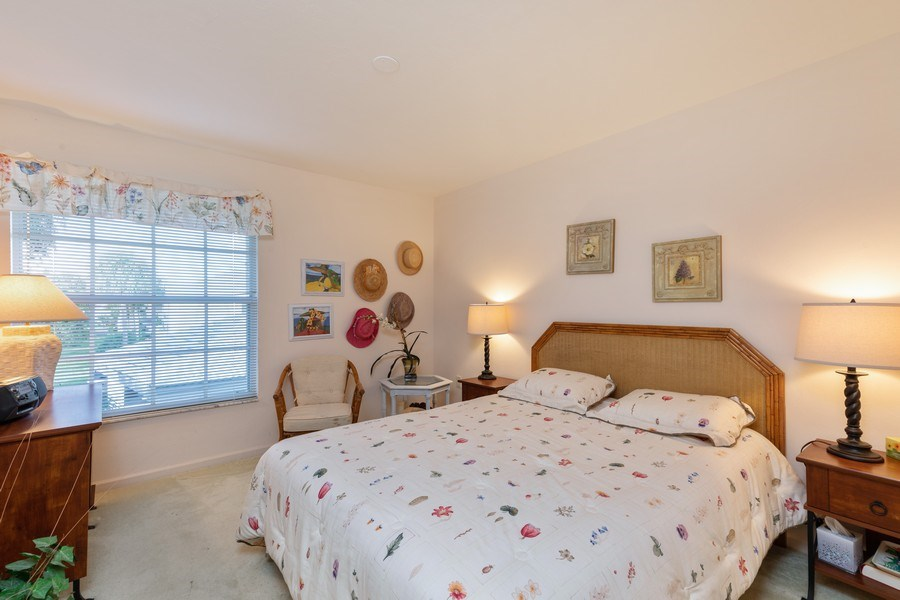 Real Estate Photography - 4200 Lake Forest Dr, 1622, Bonita Springs, FL, 34134 - 3rd Bedroom