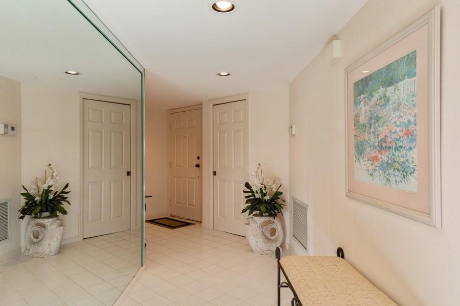 Real Estate Photography - 4200 Lake Forest Dr, 1622, Bonita Springs, FL, 34134 - Foyer