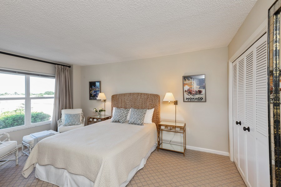 Real Estate Photography - 1900 Gulf Shore Blvd N #303, Naples, FL, 34102 - 2nd Bedroom