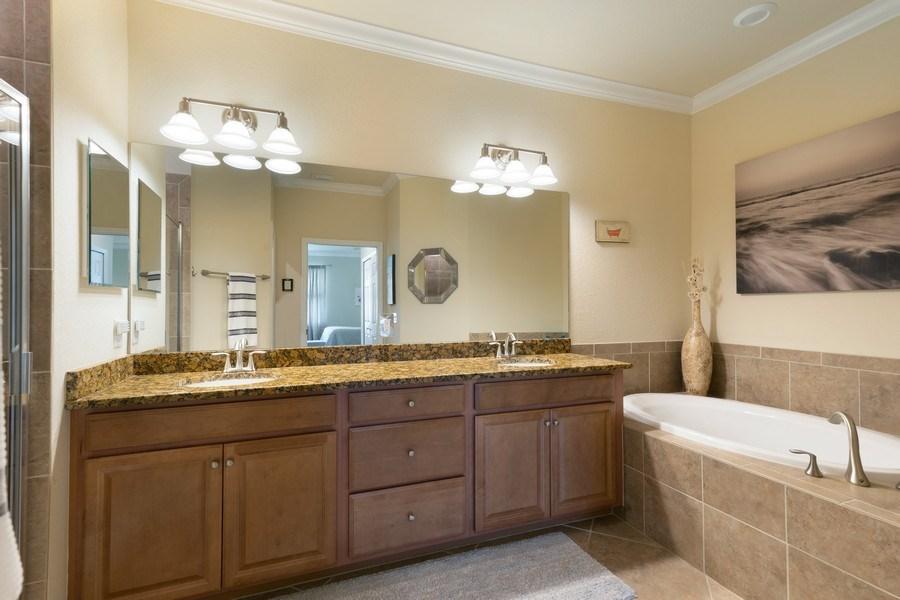 Real Estate Photography - 28010 Cookstown Ct, 3103, Bonita Springs, FL, 34135 - Master Bathroom