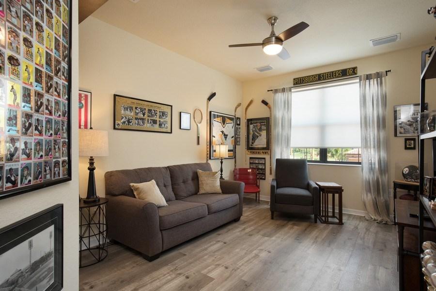Real Estate Photography - 28010 Cookstown Ct, 3103, Bonita Springs, FL, 34135 - Den