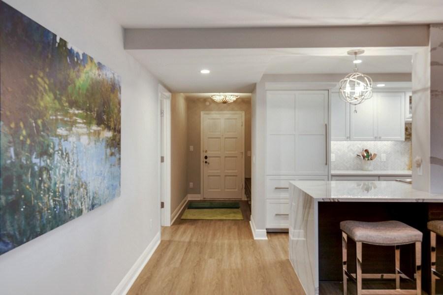 Real Estate Photography - 3003 Gulf Shore Blvd N,, Unit 103, Naples, FL, 34103 - Hallway