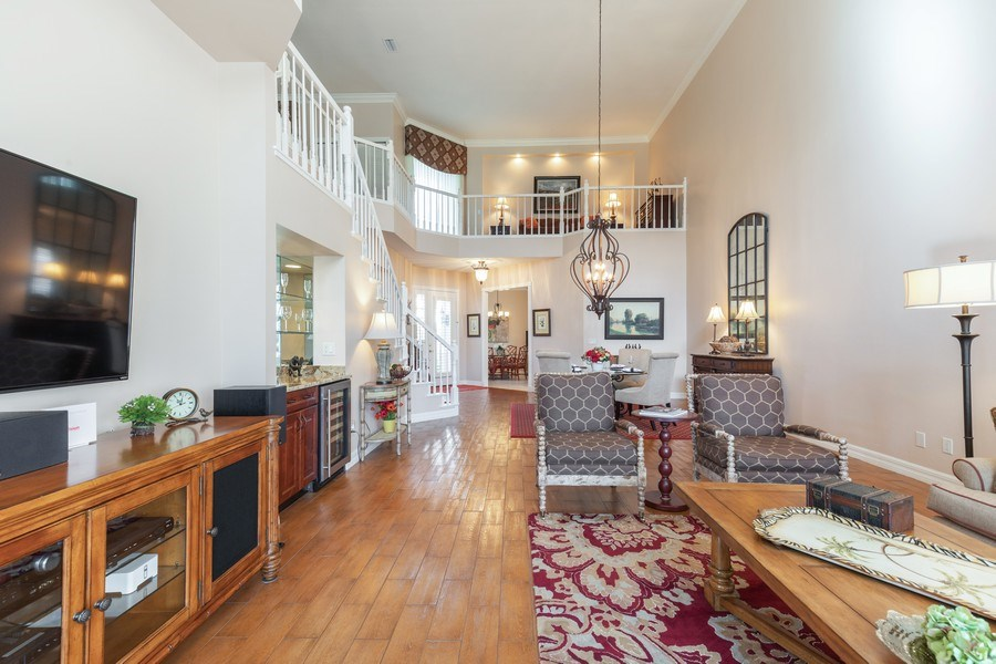 Real Estate Photography - 25422 Galashields, Bonita Springs, FL, 34134 - Living Room