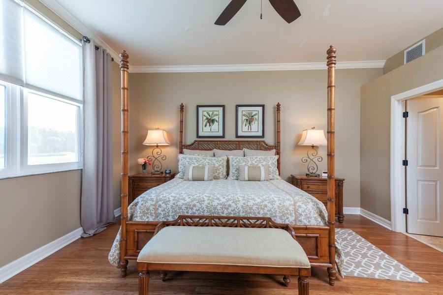 Real Estate Photography - 25422 Galashields, Bonita Springs, FL, 34134 - Master Bedroom
