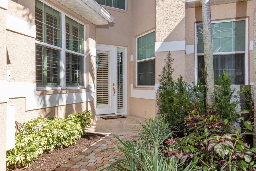 Real Estate Photography - 25422 Galashields, Bonita Springs, FL, 34134 - Entrance