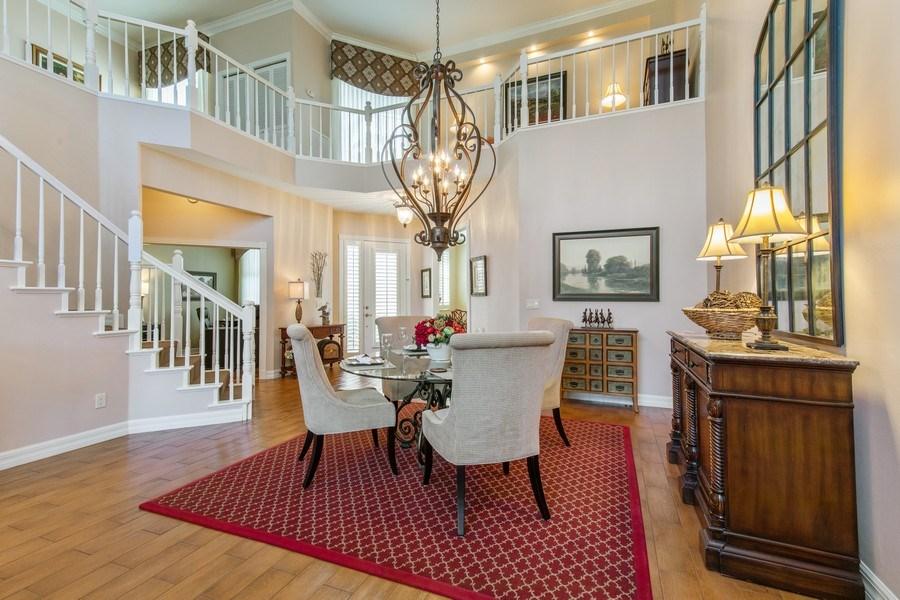 Real Estate Photography - 25422 Galashields, Bonita Springs, FL, 34134 - Dining Area