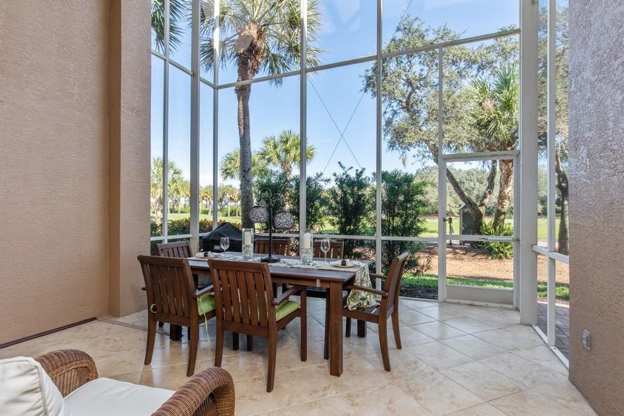 Real Estate Photography - 25422 Galashields, Bonita Springs, FL, 34134 - Dining Area 2