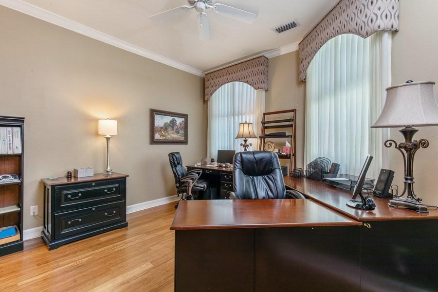 Real Estate Photography - 25422 Galashields, Bonita Springs, FL, 34134 - Office