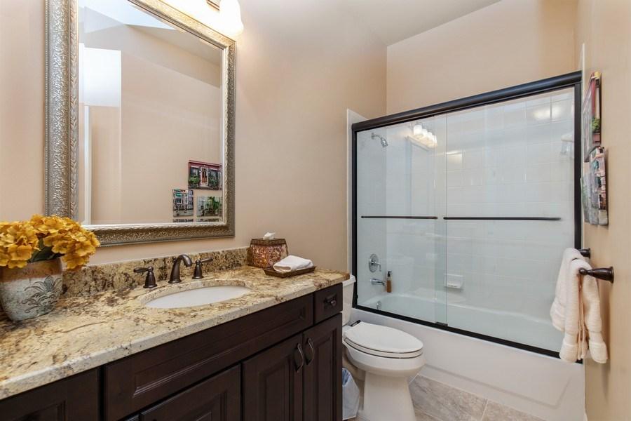 Real Estate Photography - 25422 Galashields, Bonita Springs, FL, 34134 - 2nd Bathroom