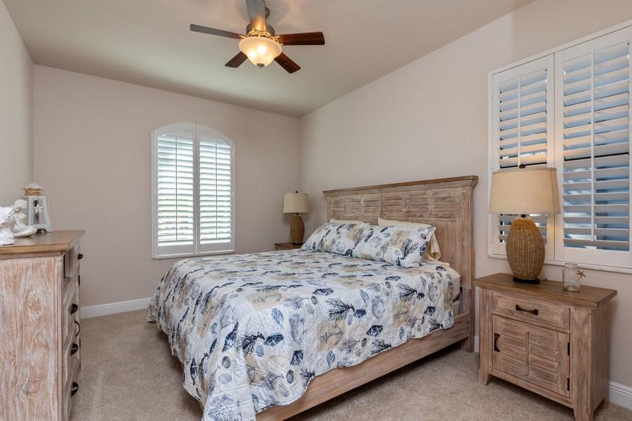 Real Estate Photography - 28460 San Amaro, Bonita Springs, FL, 34135 - 2nd Bedroom