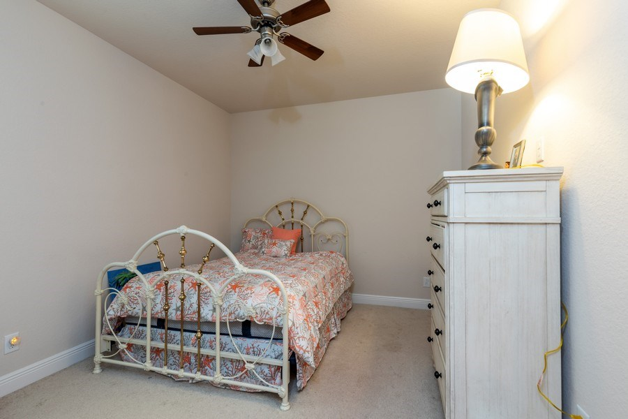 Real Estate Photography - 28460 San Amaro, Bonita Springs, FL, 34135 - 3rd Bedroom