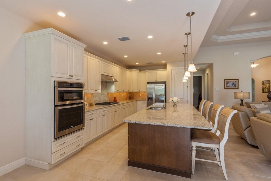 Real Estate Photography - 28460 San Amaro, Bonita Springs, FL, 34135 - Kitchen