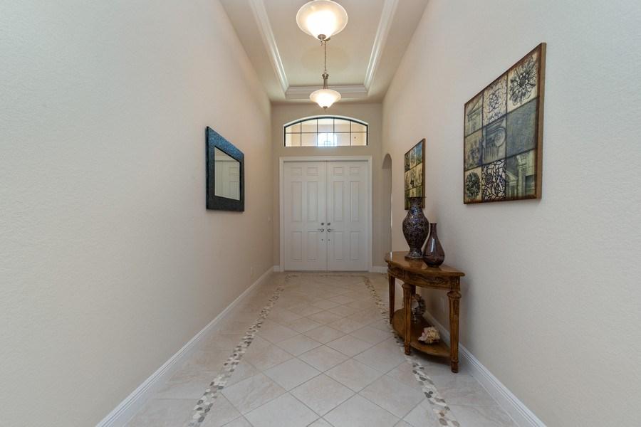 Real Estate Photography - 28460 San Amaro, Bonita Springs, FL, 34135 - Foyer