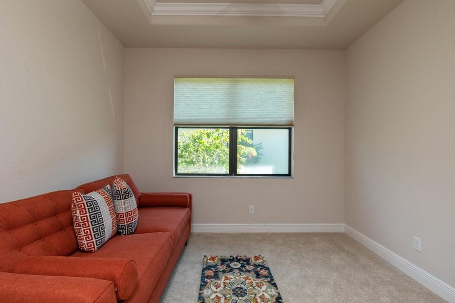 Real Estate Photography - 28460 San Amaro, Bonita Springs, FL, 34135 - Den