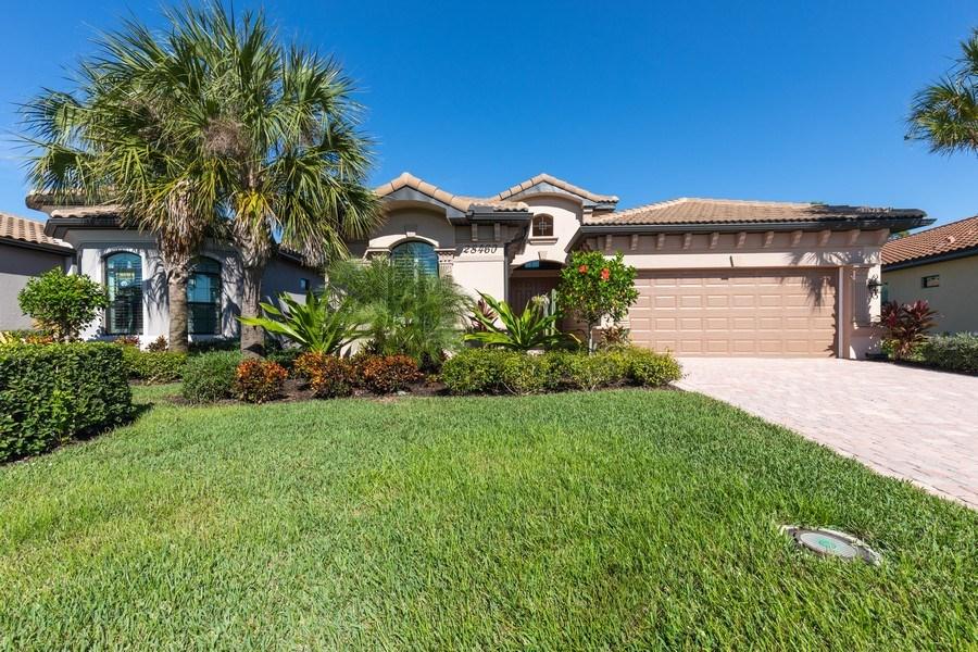 Real Estate Photography - 28460 San Amaro, Bonita Springs, FL, 34135 - Front View