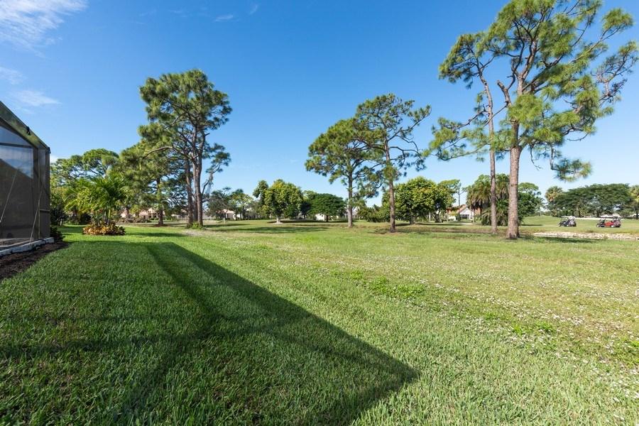 Real Estate Photography - 28460 San Amaro, Bonita Springs, FL, 34135 - Rear View