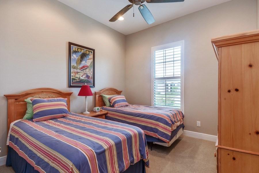 Real Estate Photography - 4572 Tamarind Way, (Raffia Preserve), Naples, FL, 34119 - Bedroom